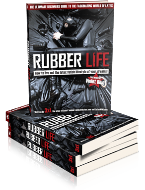 "Great Introduction to Rubber Book! Great to drag in those ""I think they're secretly kinky"" friends. Rubber Life 