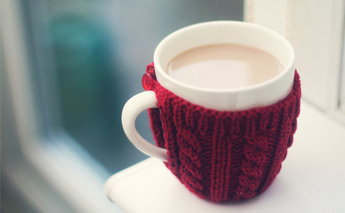 berchina:  ah! another coffee mug sweater. I'm gonna make one of these! they're so adorable!