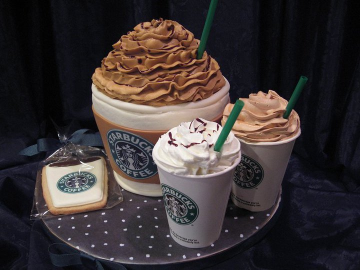 Grrrrreat now I want my Fave Caramel Macchiato w/whip cream (Tall)! SMH