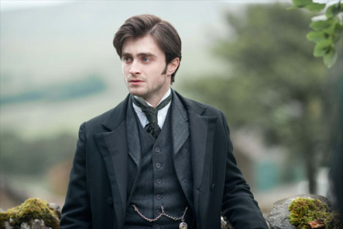 Daniel Radcliffe in the upcoming film adaptation of The Woman In Black. I am so excited for this! I loved the play, and the novel is brilliant, so fingers crossed this adaptation will do them both justice.