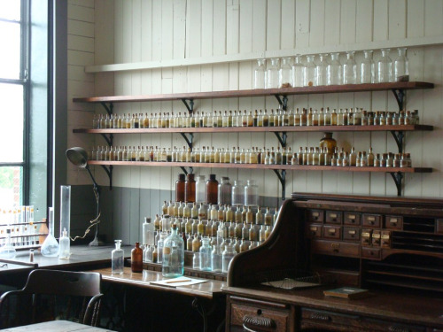 lucyfaulke: Thomas Edison's laboratory // West Orange, NJ.