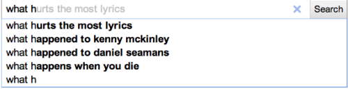 i think kenny mckinley was murdered. i don't think i'm alone in this belief.