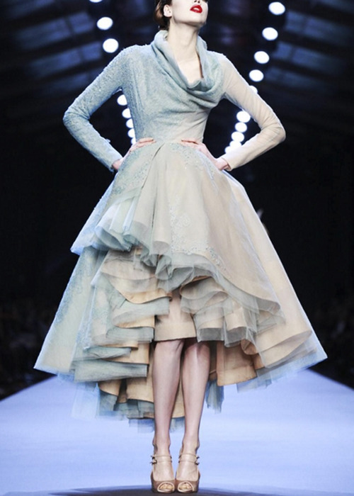 modeavenueparis:  Christian Dior Spring/Summer 2011 Haute Couture by John Galliano
