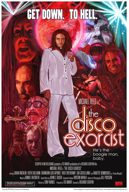 The Disco Exorcist - this is a thing now!