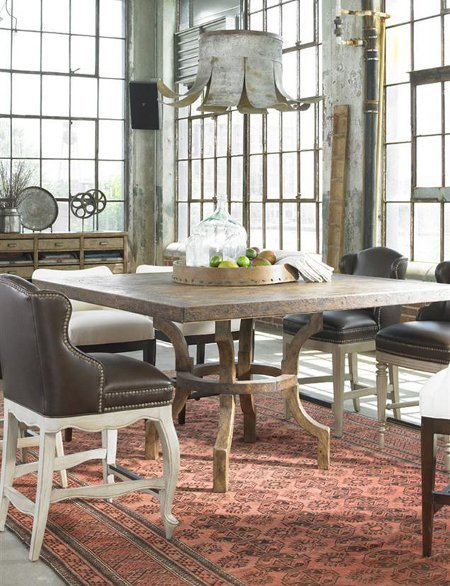 Perfect. Rustic. Chic. Courtesy Vanguard Furniture.