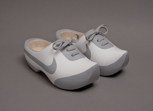 laughingsquid:  Nike Clogs