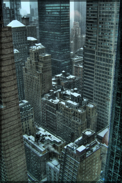 HDR Manhattan (2008)