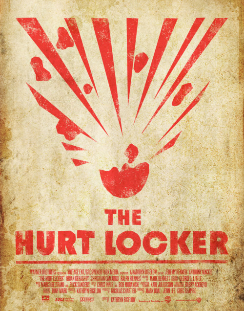 The Hurt Locker by Ben Heymann