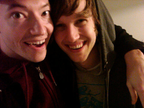 seemedfine:  jordan and jeremy :')