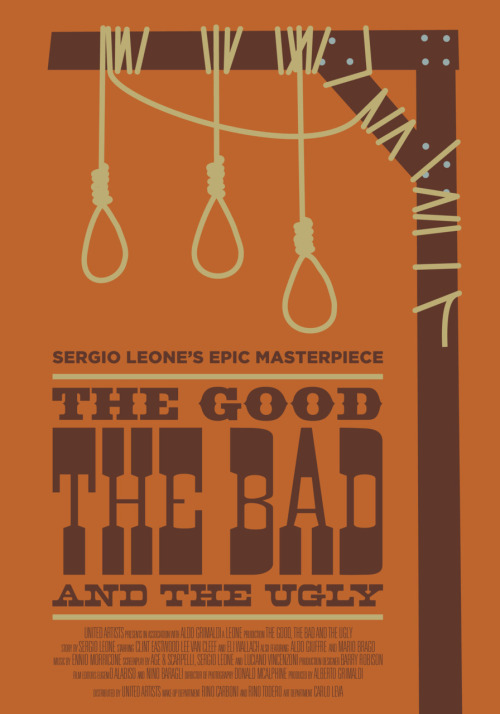 The Good, The Bad and The Ugly by Ben Heymann