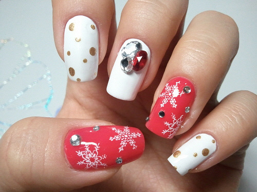 click (in my korean blog) AKB48 Tomomi Itano nailart copy