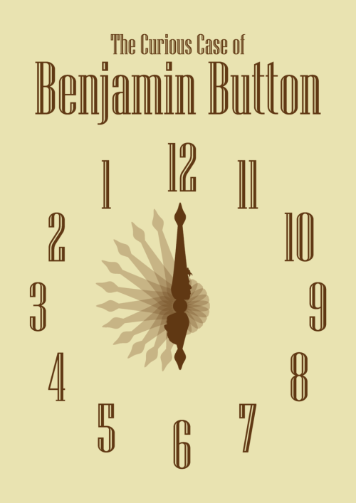 The Curious Case of Benjamin Button by Kittitath Tanyavanish