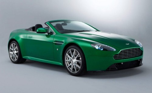 So, what makes the new V8 Vantage S special? Well, apart from having revised bodywork that makes it look a lot like its V12 Vantage brother, it weighs 66 lb less than a standard Vantage, plus its 4.7-liter V-8 now pumps out 430 bhp and 361 lb.-ft. of torque.