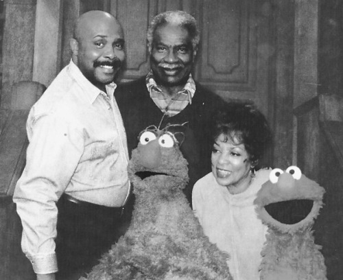 Oh the good ol' days of Sesame Street.