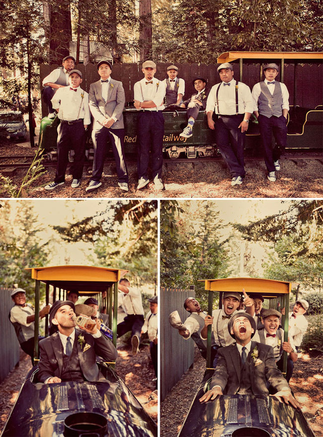 hipsterbride:  Joann + Jon's 1920's Nestldown Real Wedding | Green Wedding Shoes - Head Over Heels for All Things Weddings