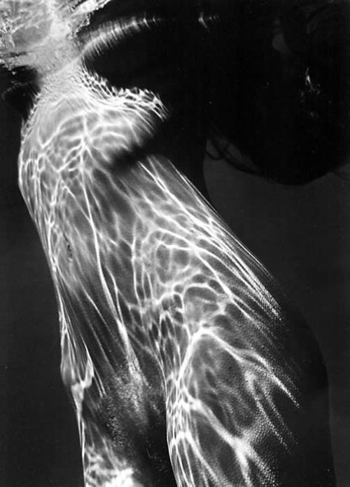 Brett Weston. Underwater Nude #194 more Brett Weston at billyjane