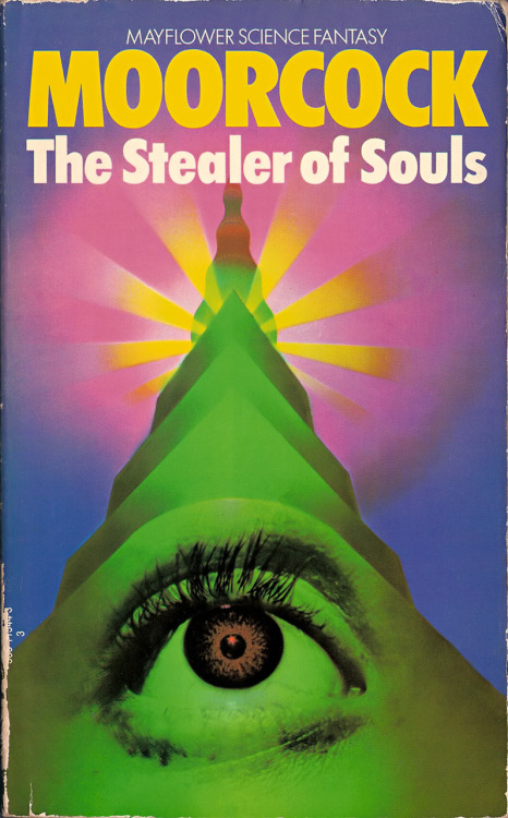 Bob Haberfield cover, Stealer of Souls (Mayflower, 1975)