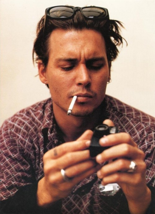 luciferspenis:  johnny depp