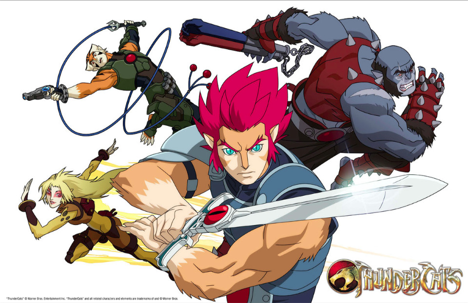 Thundercats are back!!!