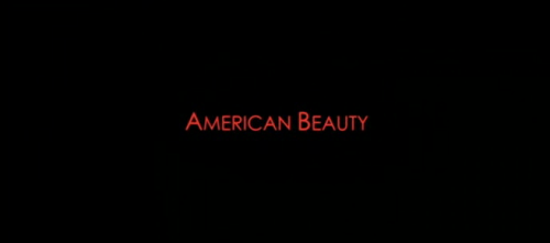 American Beauty Dir: Sam Mendes imdb >submit yours<