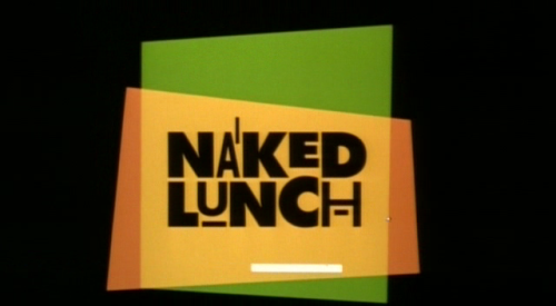 Naked Lunch Dir: David Cronenberg imdb