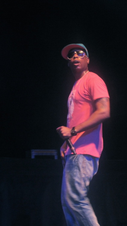 Talib Kweli @RealTalibKweli at the Sound Academy in Toronto, June 2010.  Gutter Rainbows out yesterday.