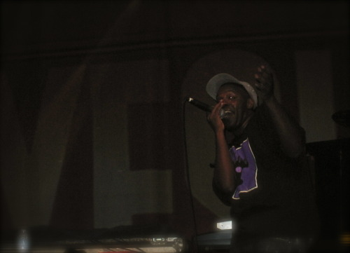 Shad / Shadrach Kabango / Shad K / S.H.A.D.D @shadkmusic at the Highline Ballroom Manhattan, NY