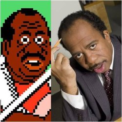 ZOMG Stanley and the Punch out Trainer