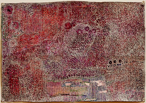 untitled28 x 40 cm, mixed media on canvas, 2009