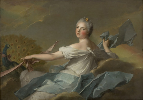 Jean Marc Nattier - Princess Marie Adélaïde of France - The Air