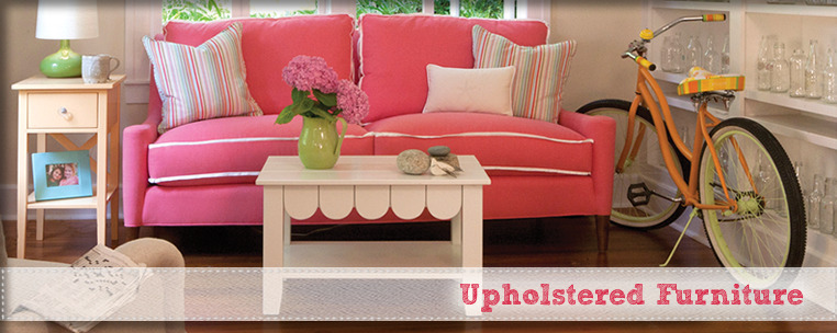 Upholstered Furniture - russell & mackenna
