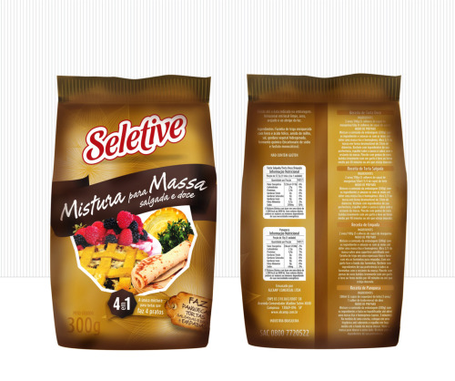 Seletive- Packaging