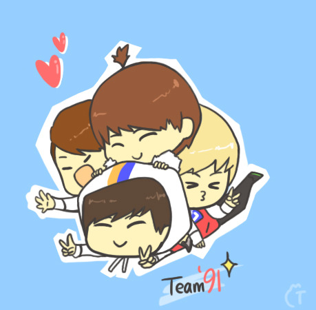 totoros:  go team  kkk i love this 91line