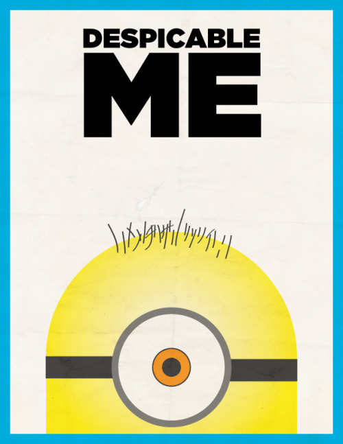 Despicable Me by obladi-oblada