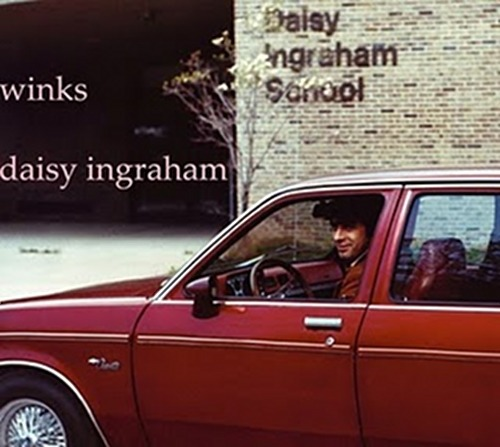 "Winks // Daisy Ingraham EP Winks' self-titled debut album was criminally underlooked. Put out by Friends Records, the album felt spacious, retro, and tropical and it quickly became one of my favorites (you can still download it for free on bandcamp). Then this past December the band released their followup album called She's Done on the same label. That album found the band moseying down a similar path as their debut, but the caverns were a bit deeper this time around. There was more to explore. Well today via the label's blog Bmore Musically Informed, the duo released a brand new free EP called Daisy Ingraham. This new is EP is… well it's completely different than their previous material. Pretty much the only aspect that is retained is the presence of sunny pop melodies. In place of the 1980's synths and guitar licks is a thick, jagged wasteland of noise. Various and seemingly random noises crash and squeak in the background while the almost unidentifiable guitar line plods along. Then laying on top of the trash heap is the shining jewel. The thing that keeps your headphones plugged in. That melody. It makes it all seem so beautiful. … over here: ""Ennui"""