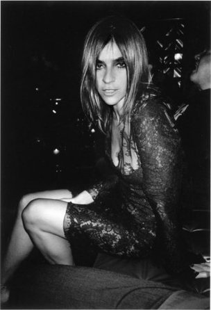 Former French Vogue Editor-in-Chief | Carine Roitfeld