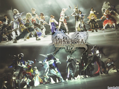 Final Fantasy DISSIDIA 012  Wallpaper by LoveLoki