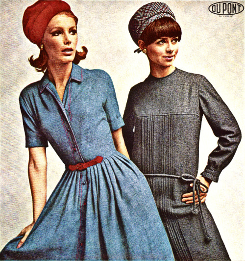 fuckyeah60sfashion:  September, 1965.