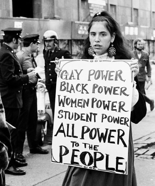 hopelessromantichippy:  mmmhmm POWER TO THE PEOPLE!