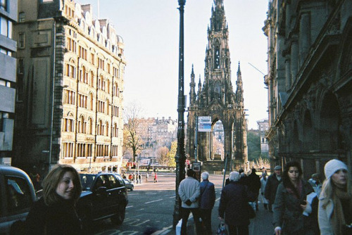 obdormio:  edinburgh (by ellje)