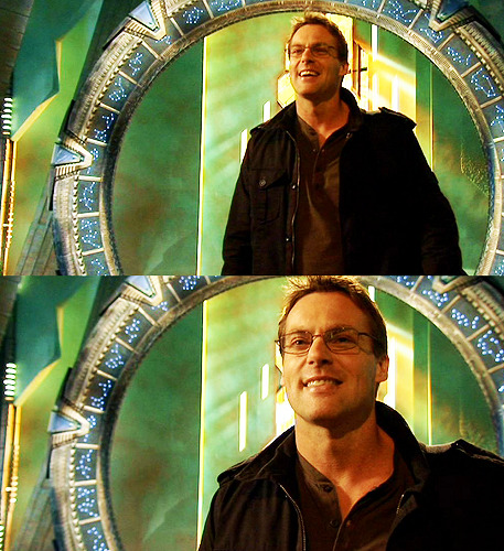 "badgerling:  (Stargate: Atlantis, ""First Contact"")"