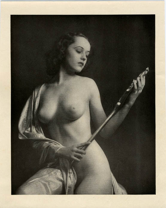 photo by Alfred Cheney Johnston 1937