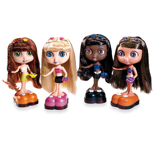 theprincessblog:  Diva Starz?  loved these when i was younger =]