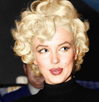 The most beautiful pic of Marilyn Monroe I've seen. I finished her bio. Was it good? Yes . Was it heartbreaking ? Yes. We know she dies, but just to see so many people try to help and get lost in the circus that was Marilyn is just sad. It seems like nobody gave her that tough love she needed, they either ignored her or just did everything she said. Even if it was bad for her. I dunno, that's what I took from the book. But, she really was a sweet, beautiful but unbelievably sad woman, who just never experienced that true unconditional love she so desperately wanted. Good read, I'm now on Micheal Jackson's bio.