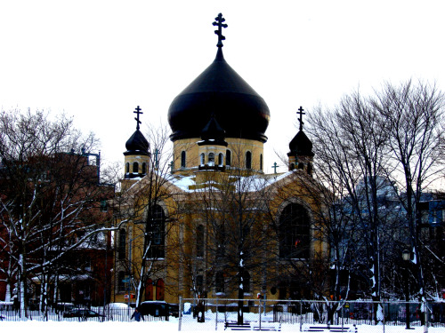 Russian Orthodox Cathedral of theTransfiguration of Our Lord