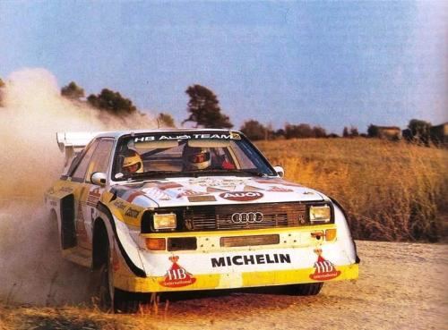 automotivated:  Quattro Saturday.