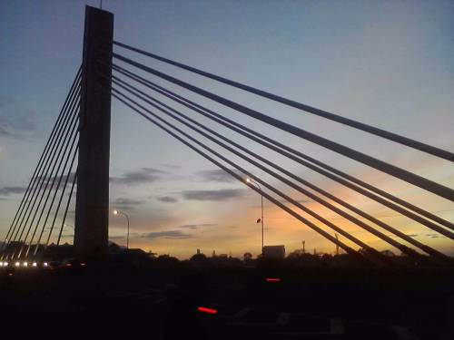 Good Morning! - Surapati Bridge, Bandung.