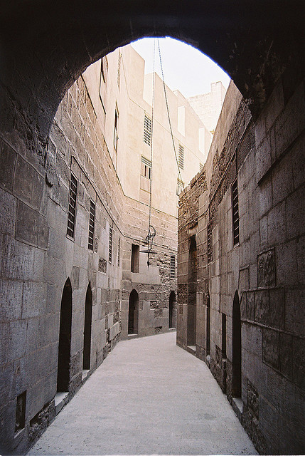 Alley, Historic Cairo