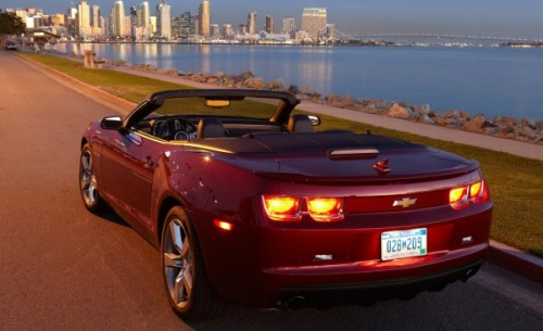 For the money, the 2011 Chevrolet Camaro Convertible offers greater performance than the Ford Mustang Convertible, which isn't nearly as rigid.