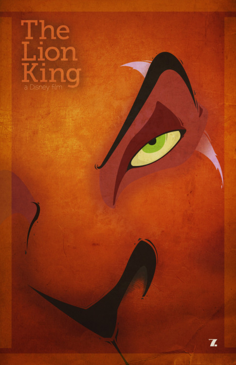 The Lion King by Alex Martineau